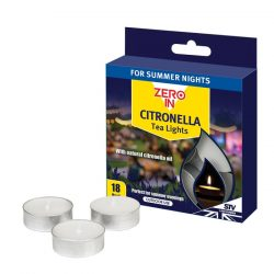 The Buzz citronellás tea mécses 18db/csomag